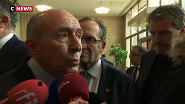 Gérard Collomb : «le dialogue était possible, on aurait pu le faire avant »