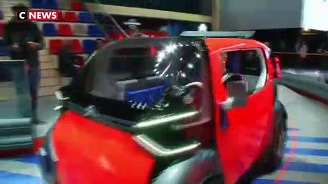 Salon de l'automobile de Genève : la voiture électrique à l'honneur