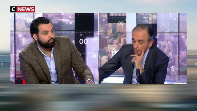 Yassine Belattar à Éric Zemmour : « Que vous le vouliez ou non, vous avez une tête d'arabe »