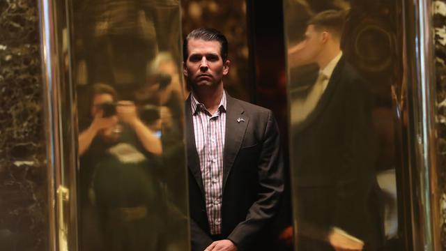 Le fils ainé de Donald Trump aurait été informé de l'intention du Kremlin d'aider son père.