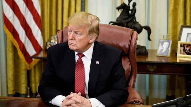 Donald Trump a invité Joshua Trump au Congrès.