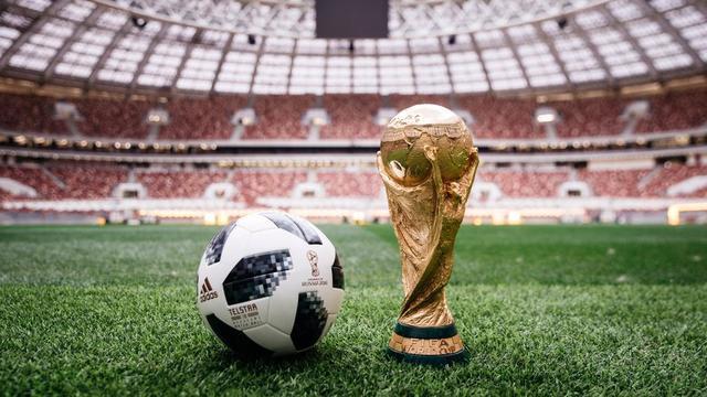 La Le Adidas Telstar De Coupe Ballon Dévoile Du Officiel Monde 18 Nn0ymOv8wP