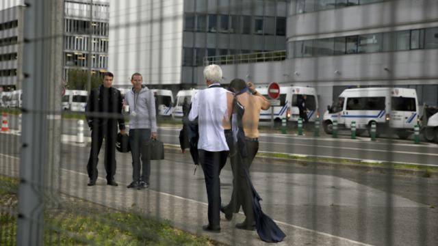 Le DRH d'Air France a porté plainte après son agression, le 5 octobre