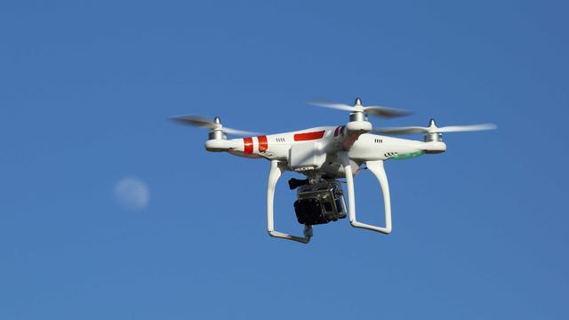 Des tests de drones sont prévus cette année dans les aéroports parisiens.