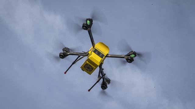 BIENTÔT DES PLAQUES D'IMMATRICULATION POUR LES DRONES ?
