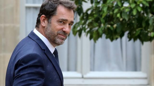 Le ministre de l'Intérieur Christophe Castaner le 12 juin 2019 à Paris [ludovic MARIN / AFP]