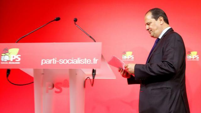 Le numéro un du Parti socialiste, Jean-Christophe Cambadélis, le 18 juin 2017 à Paris [FRANCOIS GUILLOT / AFP]