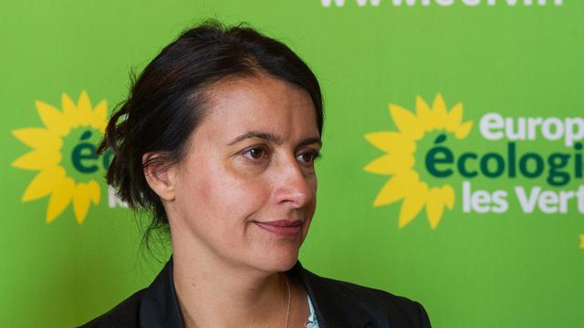 L'ancienne ministre du Logement Cécile Duflot le 14 mai 2014 à Tours [Guillaume Souvant / AFP/Archives]