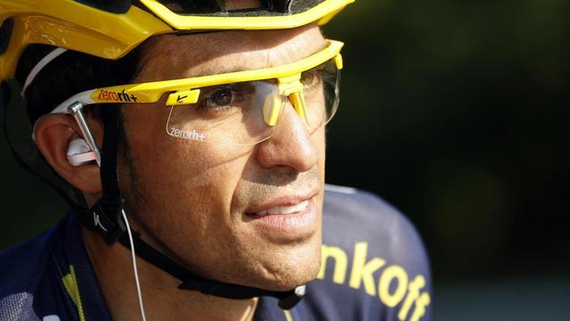 Alberto Contador ne compte plus que trois secondes d'avance sur Fabio Aru au classement général du Tour d'Italie.
