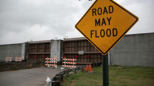 Le dispositif de protection anti-inondation de La Nouvelle-Orléans est activé [Seth HERALD / AFP]