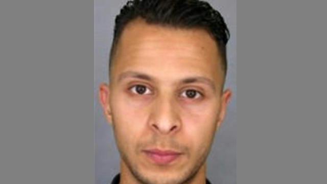 Portrait de Salah Abdeslam fourni le 15 novembre 2015 dans le cadre d'un appel à témoins lancé par la police française  [DSK / POLICE NATIONALE/AFP/Archives]