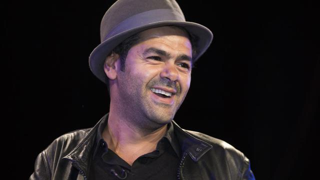 Le comédien français Jamel Debbouze, le 24 mai 2013 à Paris [Joel Saget / AFP/Archives]