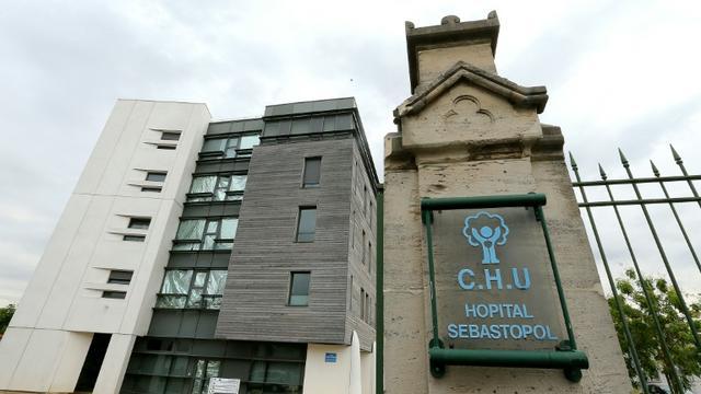L'hôpital Sébastopol de Reims le 11 juillet 2019 [FRANCOIS NASCIMBENI / AFP/Archives]