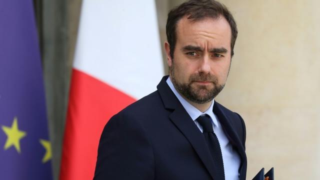 Le ministre chargé des Collectivités territoriales, Sébastien Lecornu, le 22 mai 2019 à Paris [ludovic MARIN / AFP/Archives]