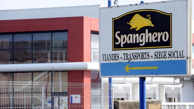 L'entreprise Spanghero à Castelnaudary le 10 février 2013 [REMY GABALDA / AFP/Archives]