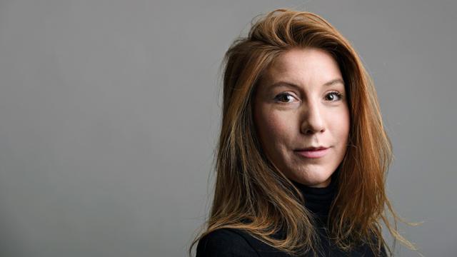 La journaliste suédoise Kim Wall, dans une photo diffusée le 12 août 2017 par sa famille [Tom WALL / TT News Agency/AFP/Archives]