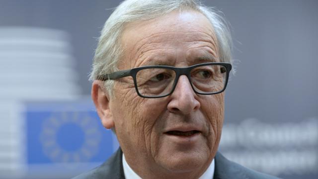 """""""Nous nous sommes mis d'accord sur le contenu exact de ce plan d'action"""", a indiqué le chef de l'exécutif européen, Jean-Claude Juncker"""