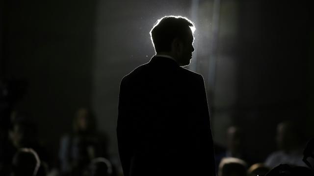 Elon Musk à Chicago le 14 juin 2018 [Joshua LOTT / GETTY IMAGES NORTH AMERICA/AFP/Archives]