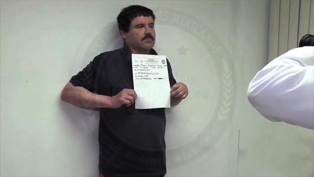 Joaquin Guzman, alias «El Chapo», a été condamné mercredi par un juge de New York à la perpétuité.
