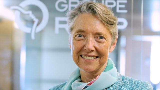Elisabeth Borne est, depuis mai 2015, à la tête de la RATP.