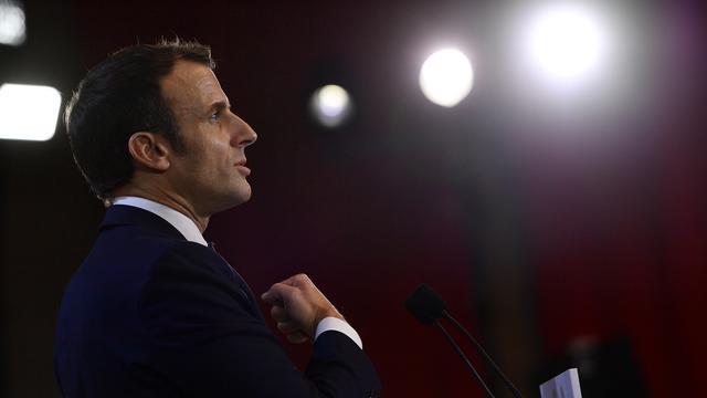 Emmanuel Macron a déploré, jeudi à Amiens, que la France soit actuellement un «pays trop négatif».