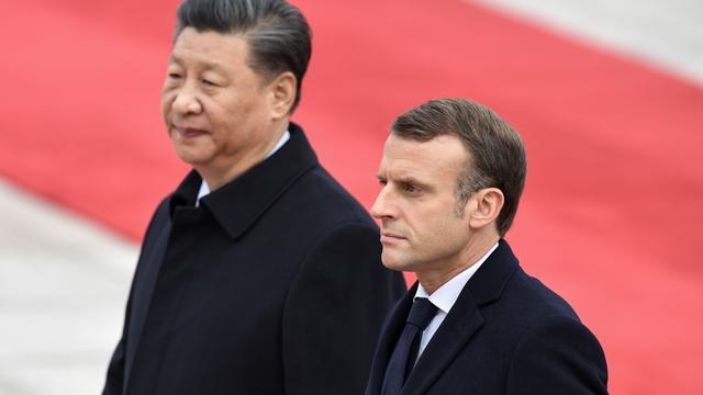 Les présidents chinois et français Xi Jinping et Emmanuel Macron ont réaffirmé mercredi à Pékin leur «ferme soutien» à l'accord de Paris sur le climat.