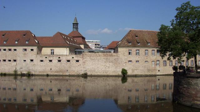 L'ENA est située à Strasbourg depuis 1991.