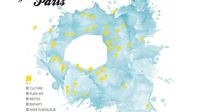 """Le site """"Enlarge your Paris"""" propose des idées de sorties de l'autre côté du périphérique."""