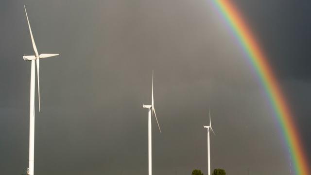 L'accord sur le climat vise notamment à promouvoir les énergies renouvelables.