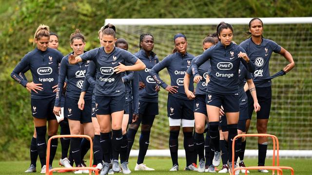 Les joueuses de Corinne Diacre sont bien loin du salaire d'un Lionel Messi, qui empochait 81 millions d'euros.