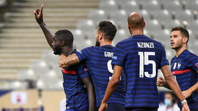 France Ukraine Match Amical A Quelle Heure Et Sur Quelle Chaine Cnews