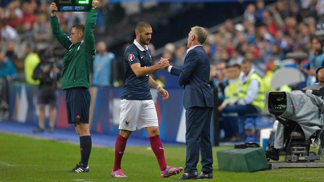 Karim Benzema n'a plus été appelé en équipe de France depuis l'automne 2015.