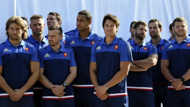 Equipe D Algerie Calendrier.Coupe Du Monde De Rugby 2015 Le Calendrier Des Bleus Www