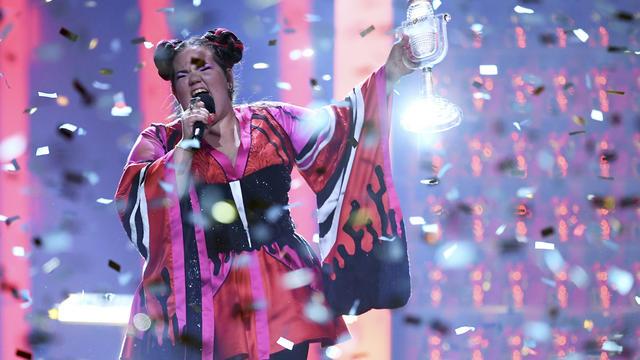 Netta Barzilai, chanteuse israélienne, a remporté l'édition 2018 de l'Eurovision avec une chanson résolument féministe.