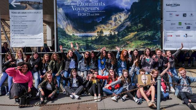 le Festival Etonnants Voyageurs fête ses 30 ans en 2019