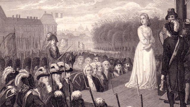 16 octobre 1793 : Exécution de Marie-Antoinette