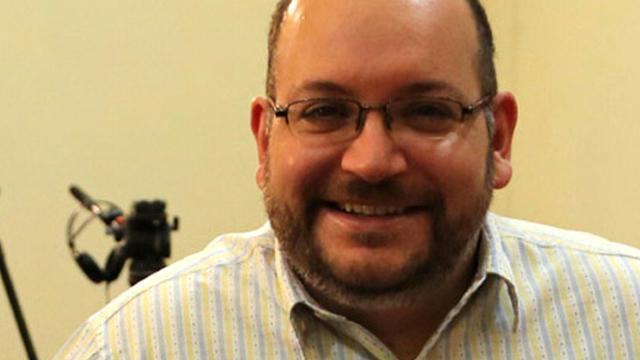 Le correspondant irano-américain du Washington Post Jason Rezaian le 10 septembre 2013 à Téhéran [ / AFP/Archives]