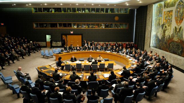 Préparée par la France, cette résolution confie au secrétaire général de l'ONU Ban Ki-moon le soin de dresser dans les quinze jours une liste des options envisageables pour ce déploiement policier, en collaboration avec le gouvernement burundais et l'Union africaine [EMMANUEL DUNAND / AFP/Archives]