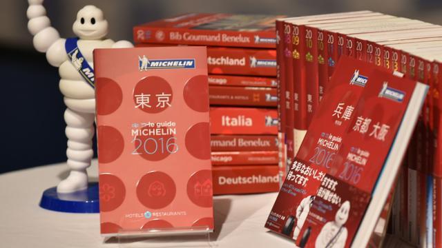 La sortie du Michelin est très attendue par le monde de la gastronomie, les étoiles étant synonymes d'importantes retombées médiatiques et économiques [KAZUHIRO NOGI / AFP/Archives]