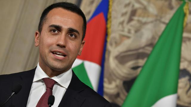 Le nouveau chef du gouvernement, Giuseppe Conte, a prêté serment — Italie