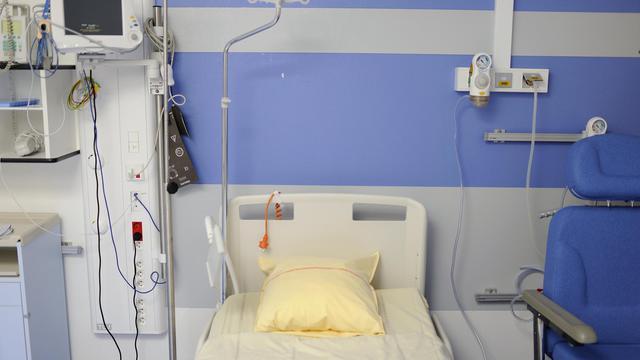 Une chambre d'hôpital [Jean-Sebastien Evrard / AFP/Archives]