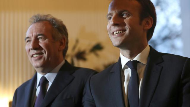 Bayrou A Macron Vous Avez Pas L Age Qu Il Faut Mais Ca Fait Rien Cnews