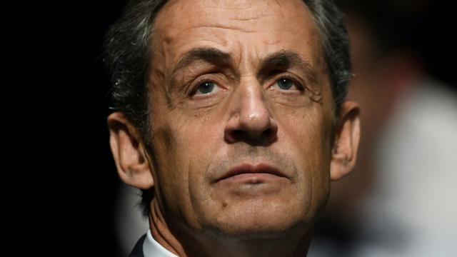 Nicolas Sarkozy aux Sables-d'Olonne en Vendée le 1er octobre 2016 [JEAN-FRANCOIS MONIER / AFP/Archives]