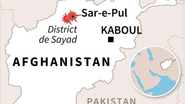 Afghanistan [Gillian HANDYSIDE / AFP]