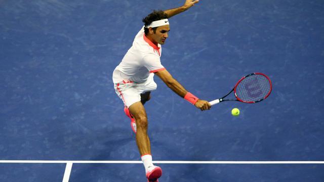 Roger Federer a déjà remporté à cinq reprises l'US Open.