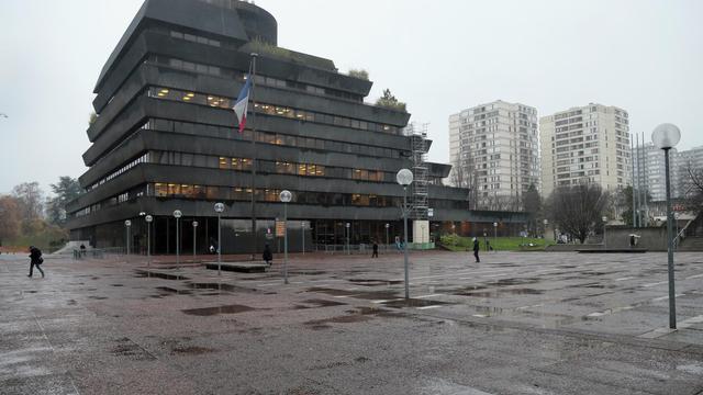 Le 3 décembre 2012 la préfecture de Seine-Saint-Denis à Bobigny [Jacques Demarthon / AFP/Archives]