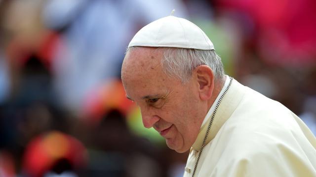 Le pape François, le 2 septembre 2015 au Vatican [VINCENZO PINTO / AFP/Archives]