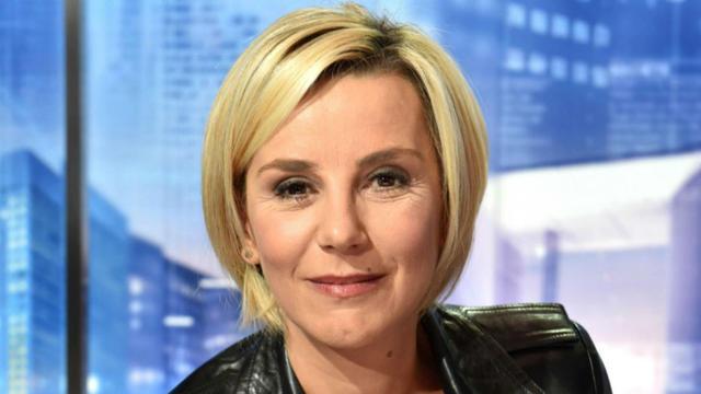 La journaliste avait été désignée Femme de Média en 2001.