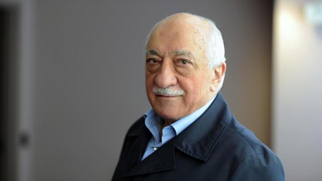 L'ancien imam Fethullah Gülen (ici en 2013 en Pennsylvanie) est exilé aux États-Unis.