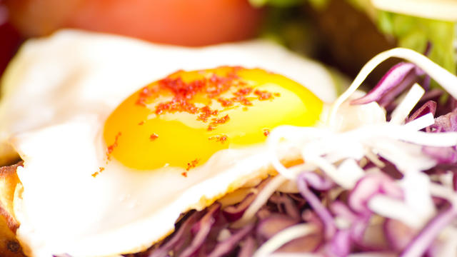 L'établissement éphémère offre le repas à ceux qui postent une photo de leur assiette sur les réseaux sociaux.